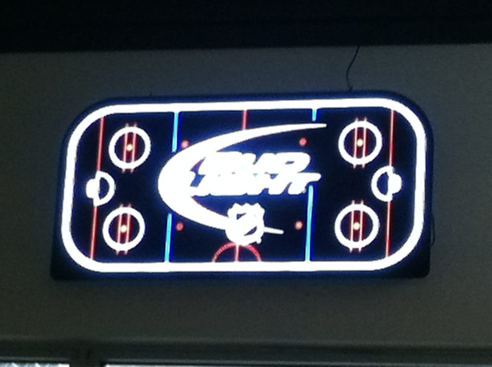 Cool Bud Light NHL beer sign - Yelp