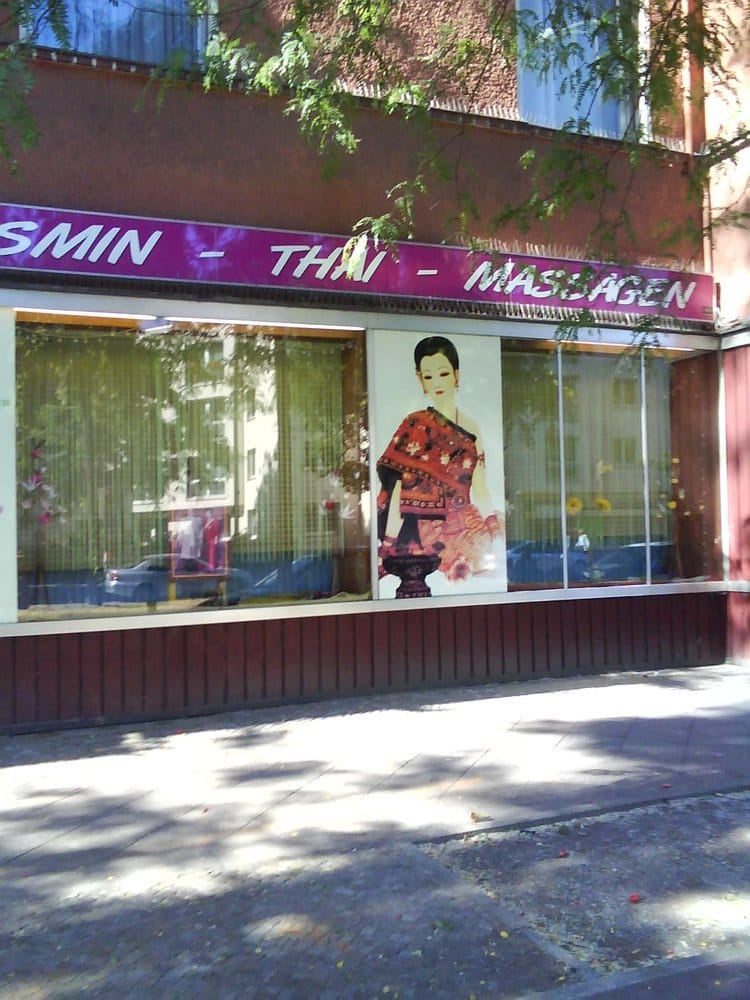 jasmin thai massagen berlin