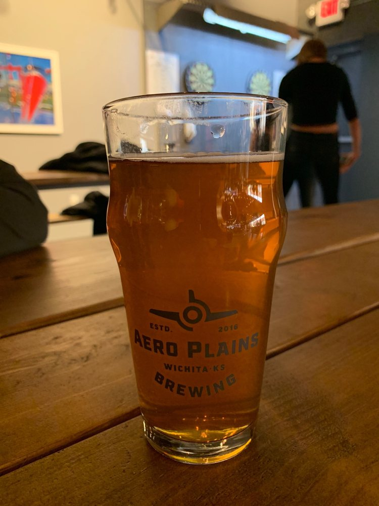 Aero Plains Brewing: 117 N Handley St, Wichita, KS