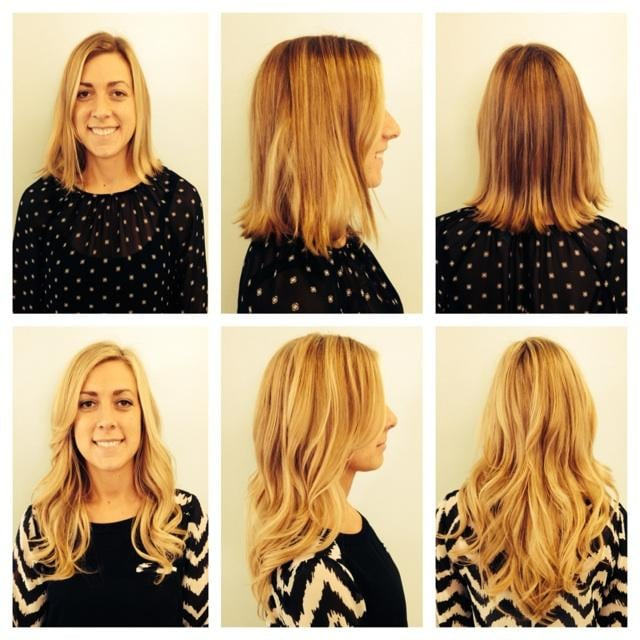 Amazing Hair Transformation With Ultratress Hair Extensions By