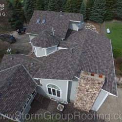 Photo Of Storm Group Roofing   Minneapolis, MN, United States. GAF  Designers Shingles