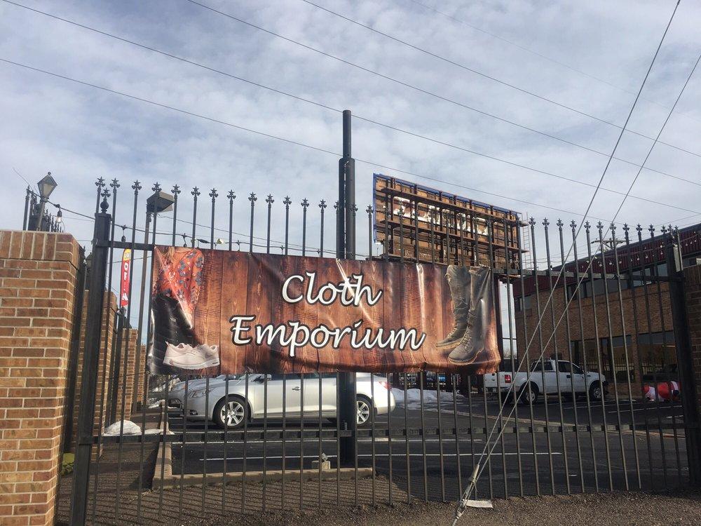 Cloth Emporium: 1298 W Alameda Ave, Denver, CO