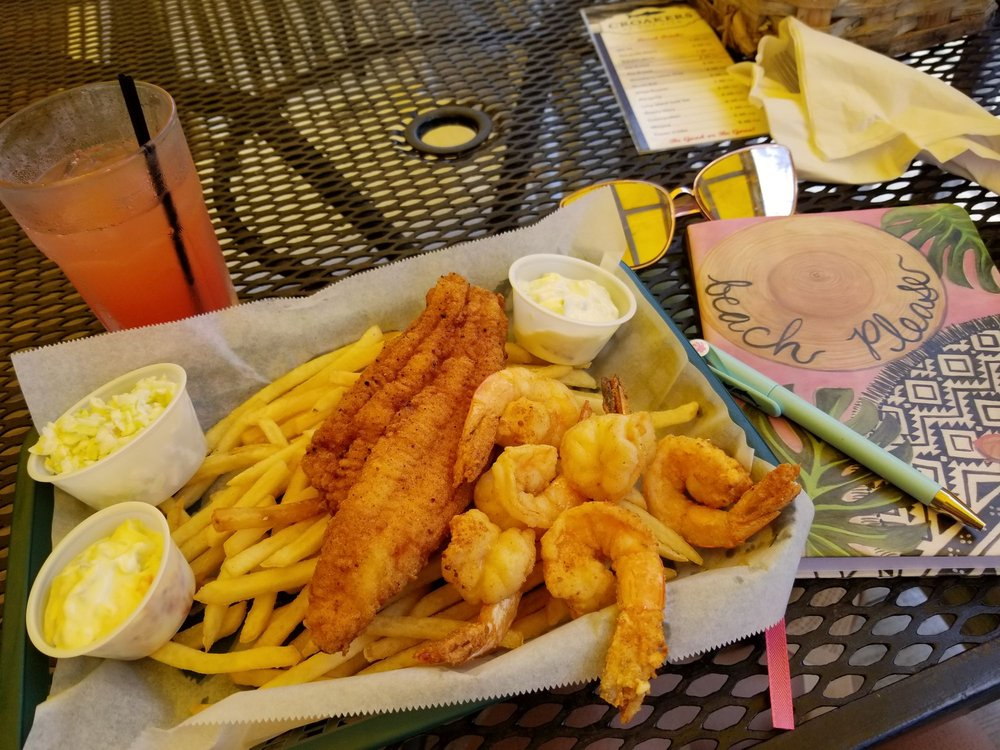 Croakers at the Pier