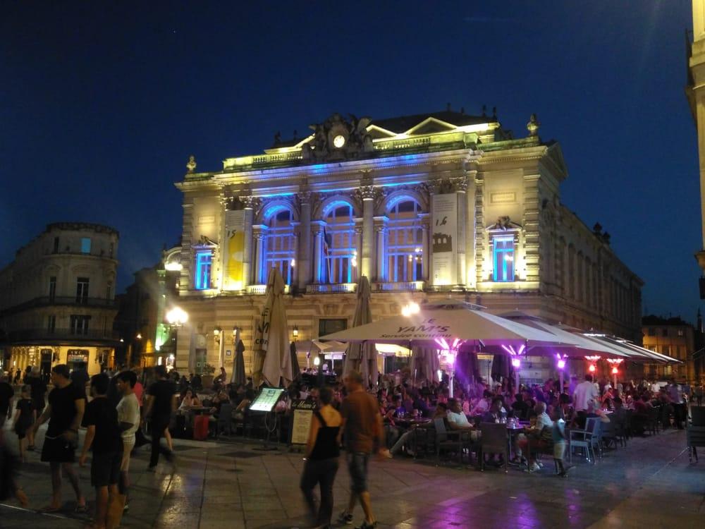 Le yam s 22 reviews nightclubs 4 place de la com die for O miroir magique montpellier