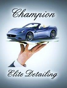 Champion Elite Detailing: 9283 Cincinnati-Columbus Rd, West Chester, OH