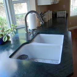 Photo Of Soapstone Werks   Escondido, CA, United States. Green Soapstone  Countertops