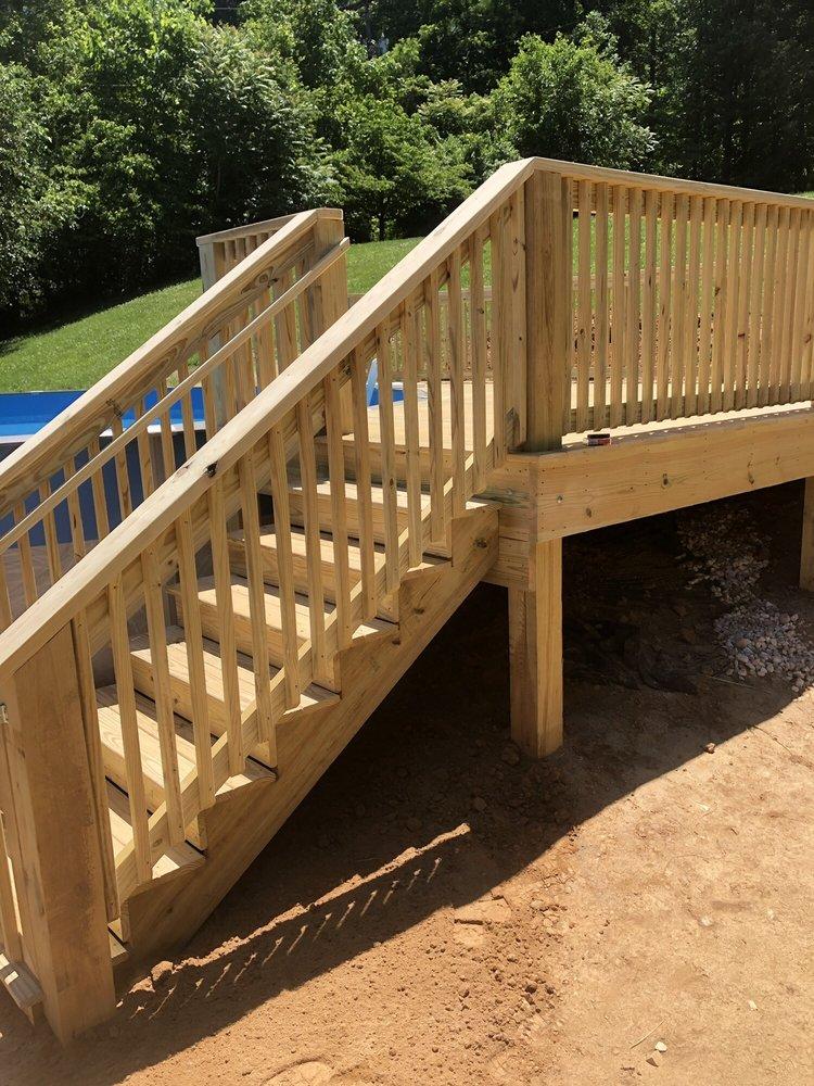 Best Builders Renovations And Decks: 5388 Old Nc Hwy 109, Lexington, NC