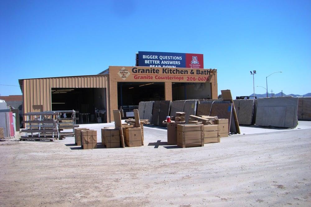 Granite Kitchen and Bath 66 Photos Contractors 5300 N Casa