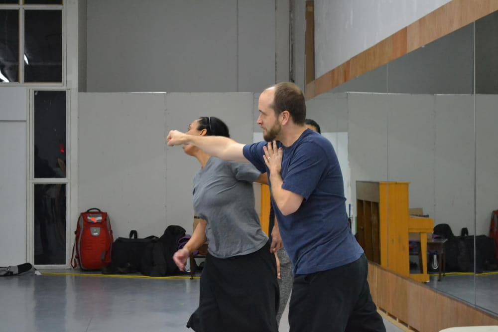 Combat for Stage & Screen