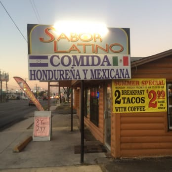 Sabor Latino Restaurant San Antonio Tx