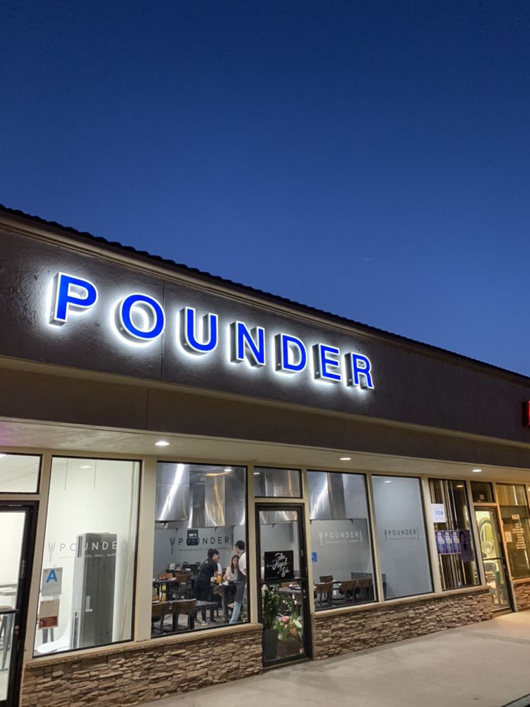 Pounder: 1119 S Brea Canyon Rd, Diamond Bar, CA