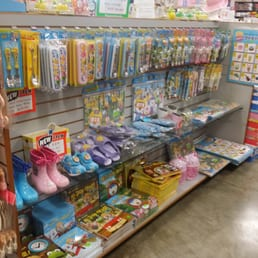 Photo of Shin Shin Enterprises - Lakewood, WA, United States. Lots of cute Pororo items