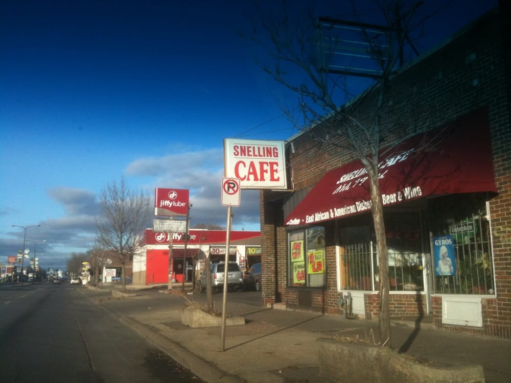 Snelling Cafe