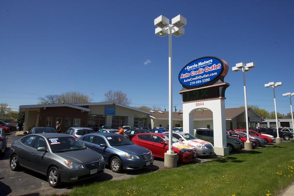 currie motors auto credit outlet highland closed auto