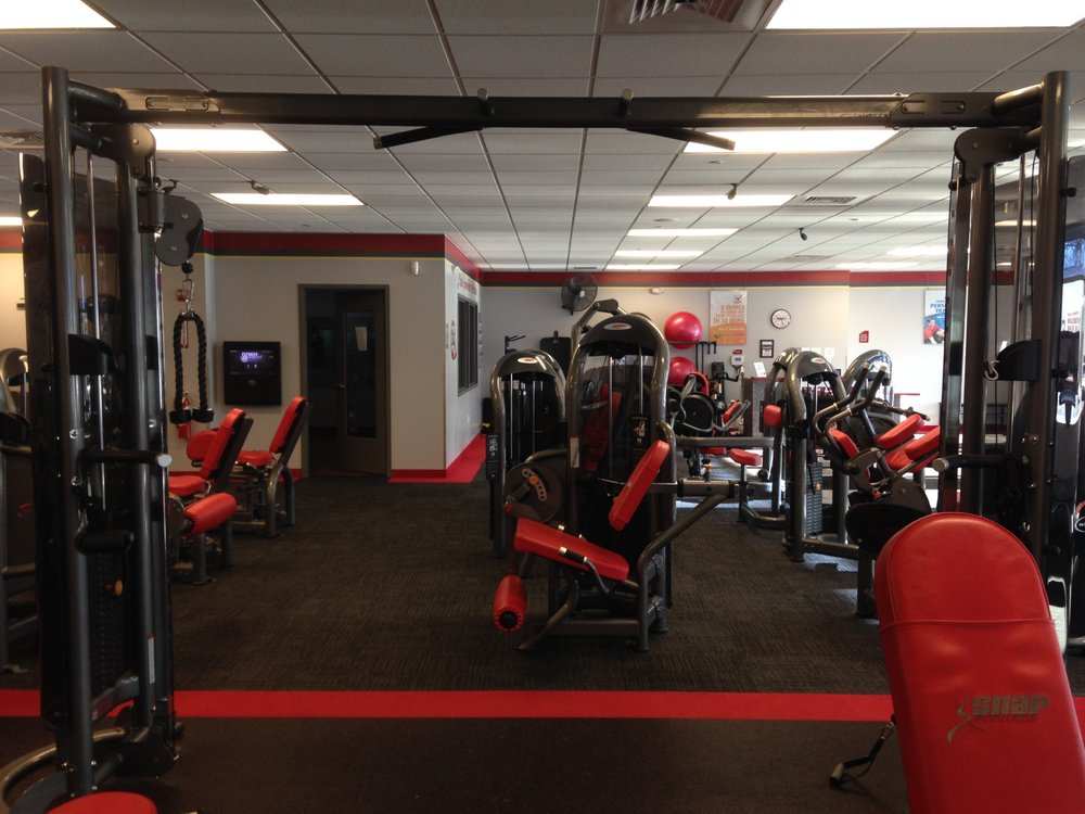 Snap fitness photos gyms haven st reading ma