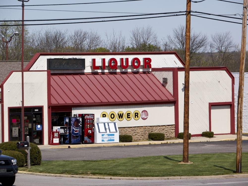 Papa Joe's Payless Liquors: 4720 National Rd E, Richmond, IN