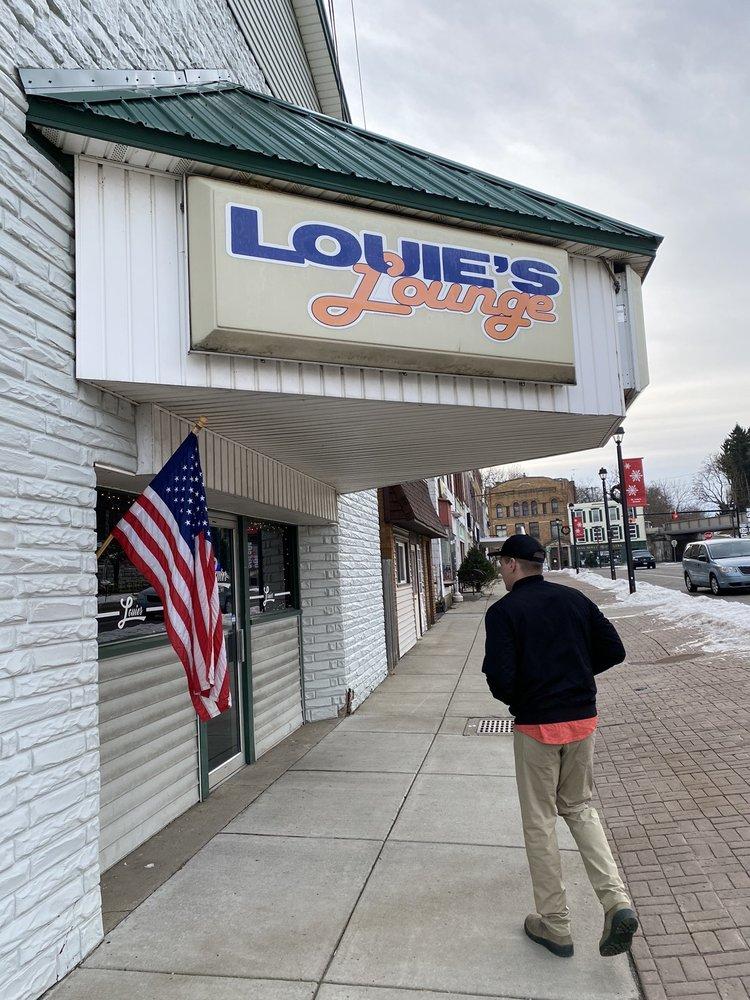 Louie's Lounge: 38 Market St, Attica, NY