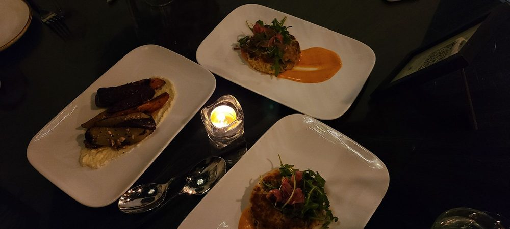 Food from Fig & Ash Wood Fire Kitchen