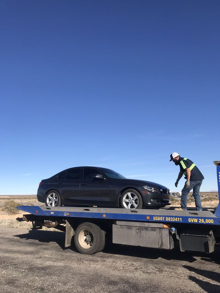 Winder Towing Inc: 455 N 2260th W, Hurricane, UT