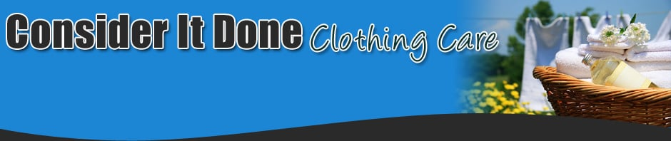 Consider It Done Clothing Care