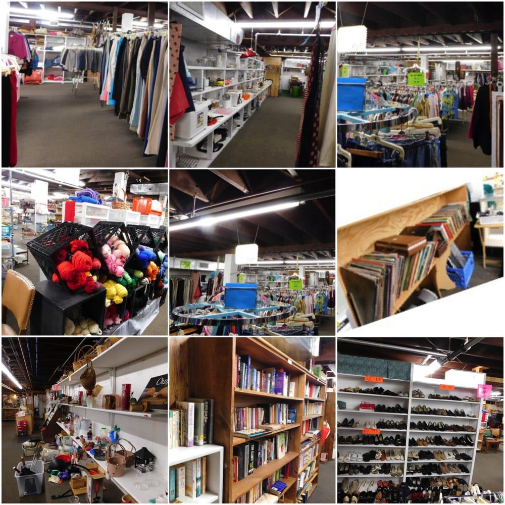 Underground Thrift Shop: 705 S Higgins Ave, Missoula, MT