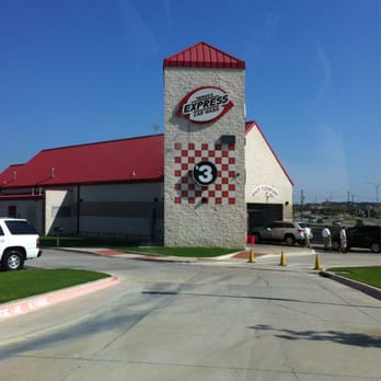Jerry S Express Car Wash North Fort Worth