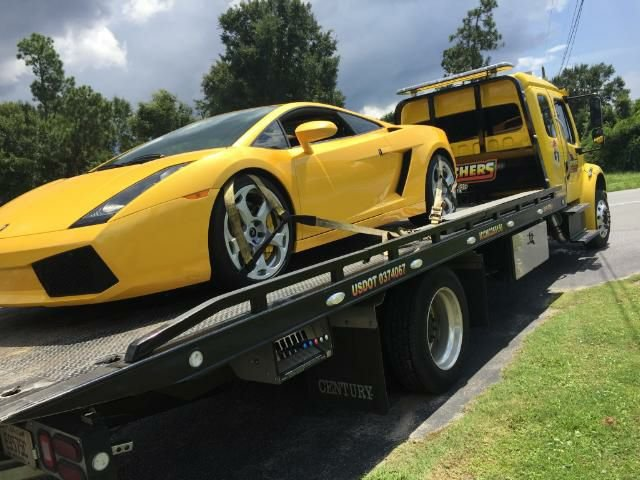 Towing business in Bellview, FL