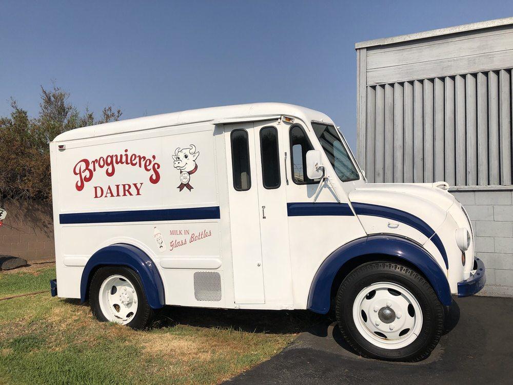 Broguiere's Farm Fresh Dairy: 505 S Maple Ave, Montebello, CA