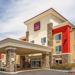 Comfort Suites Redding Shasta Lake