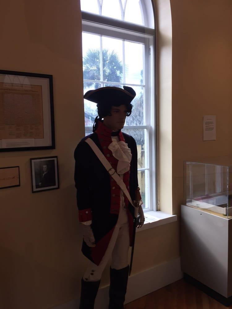 beaufort history museum: 713 Craven St, Beaufort, SC