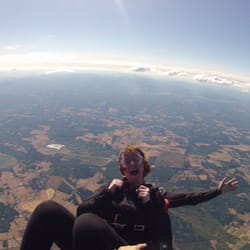 Skydiving in toledo ohio
