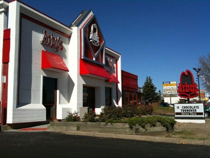Fast Food Restaurants In Saint Paul