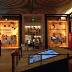 The Bill & Melinda Gates Foundation Visitor Center