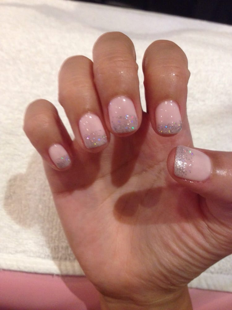 Photo Of Sj Nails Spa Markham On Canada Gel Manicure With