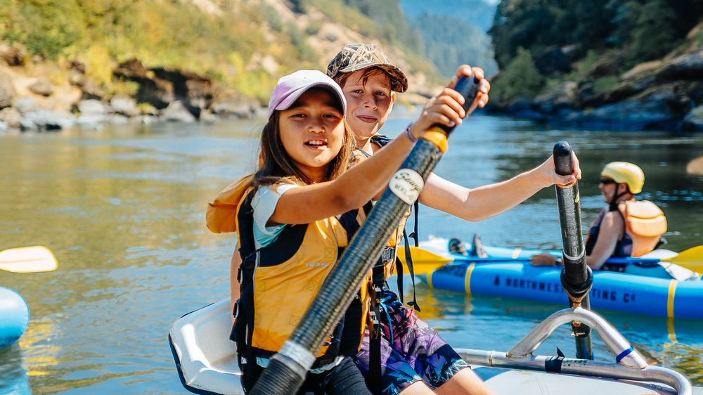 Northwest Rafting Company - Rogue River