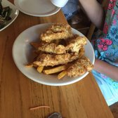 Photo Of Backyard Bistro   Pipe Creek, TX, United States. Chicken Tenders  And