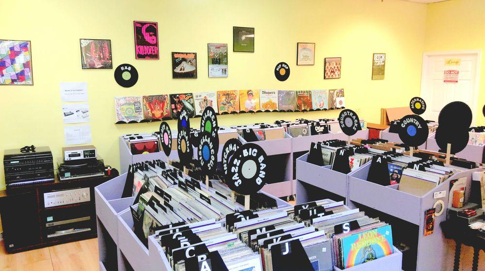 Purple Narwhal Music & Manga: 326 N Stonestreet Ave, Rockville, MD