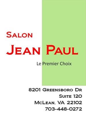 Salon Jean Paul 8201 Greensboro Dr Mc Lean Va Unknown Mapquest