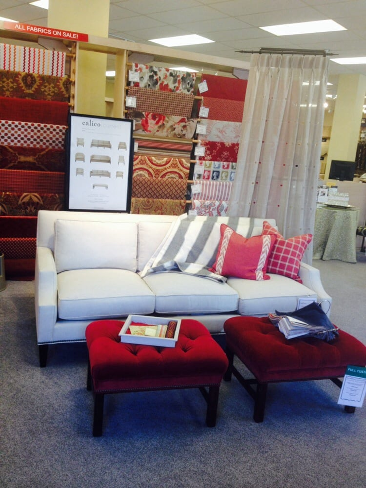 Our New Calico Currant Furniture Is Available Yelp