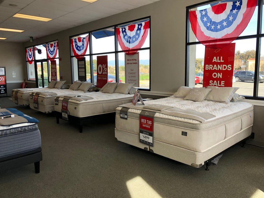 Mattress Firm Watsonville