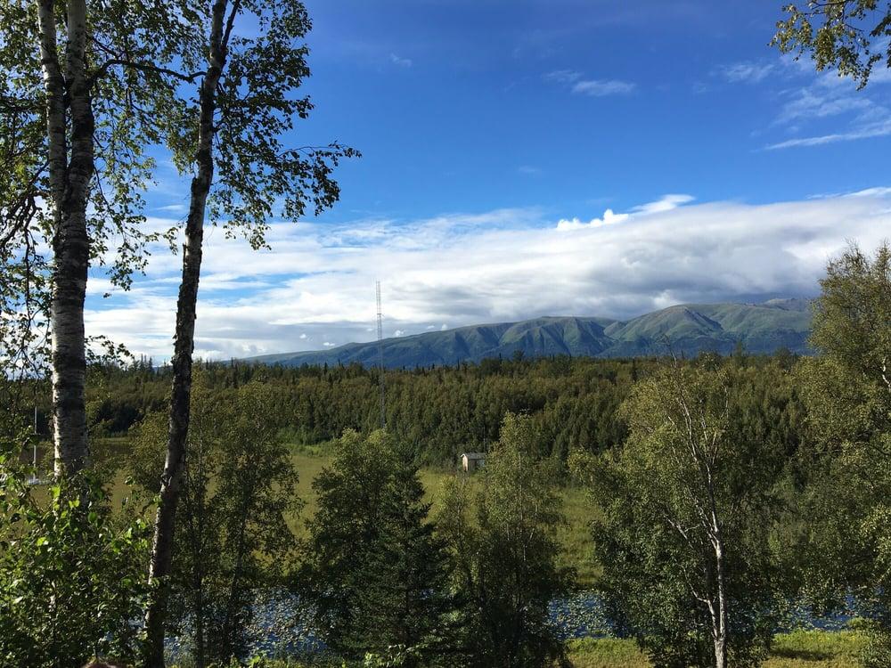Alaska Creekside Cabins: 3200 N Dolly Varden Dr, Wasilla, AK