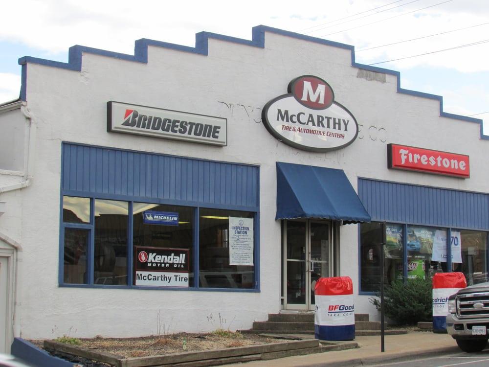 McCarthy Tire Service - 11 Photos - Auto Repair - 301 N Main