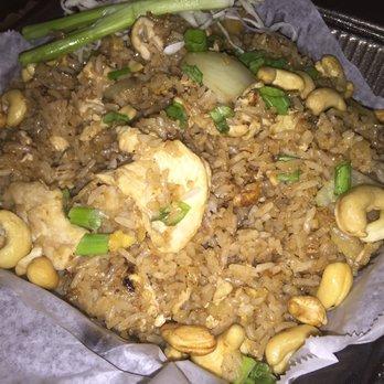 Photo Of Pandan Thai Kitchen   Crowley, TX, United States. Pineapple Fried  Rice