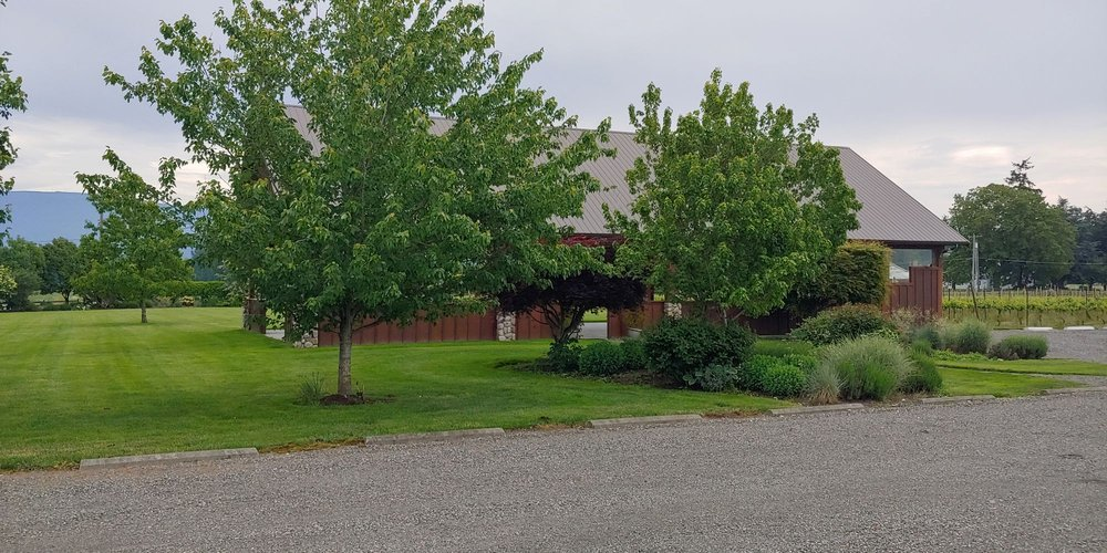 Samson Estates Winery: 1861 Van Dyk Rd, Everson, WA