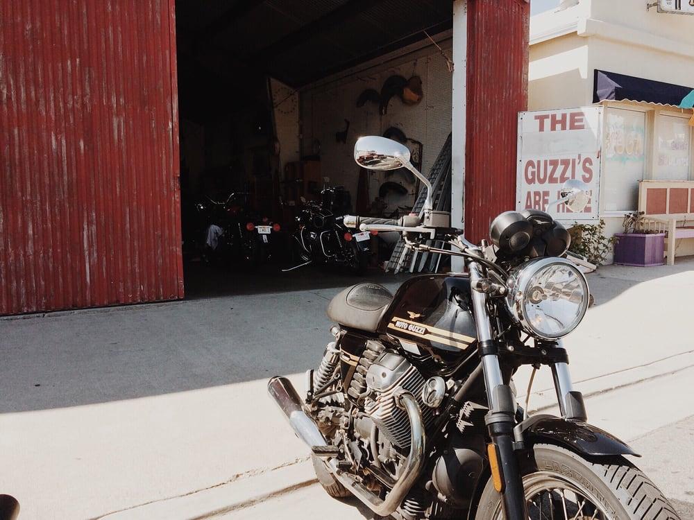 Moto Guzzi Classics