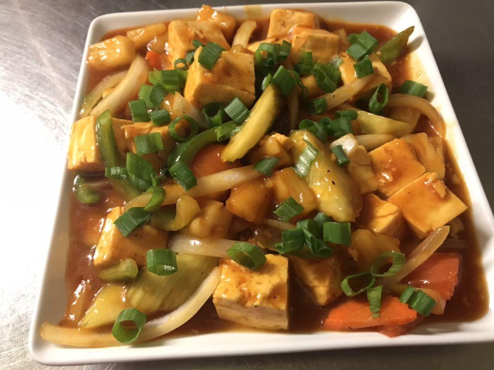 Thai Time Cuisine: 330 N Harbor Blvd, La Habra, CA