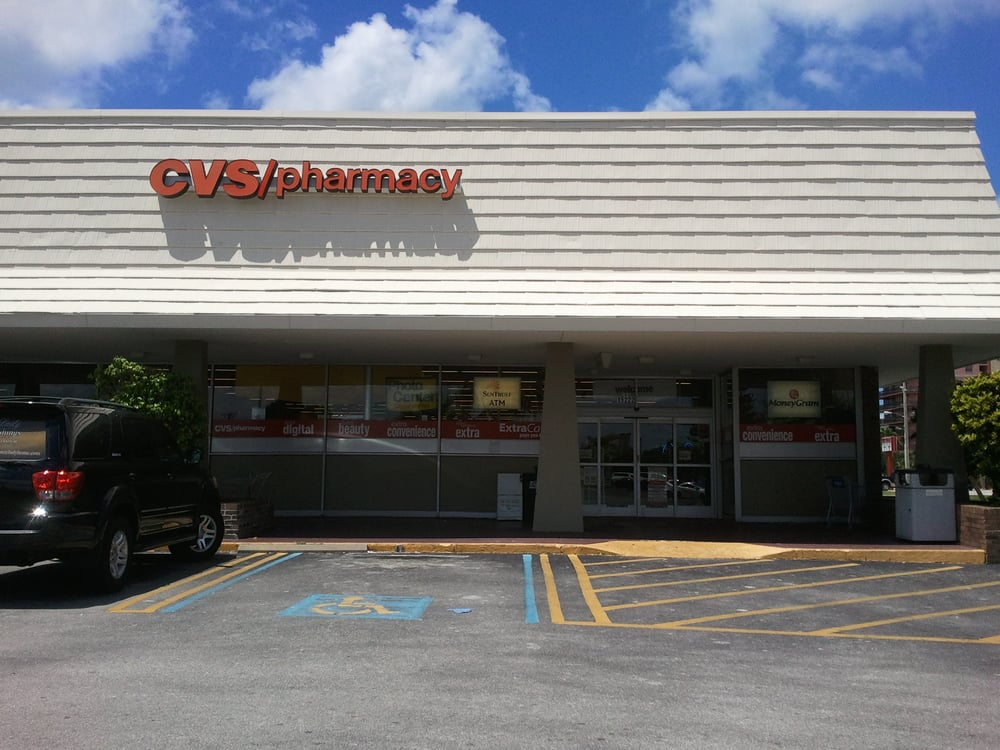 Cvs Pharmacy: 15222 Municipal Dr, Madeira Beach, FL