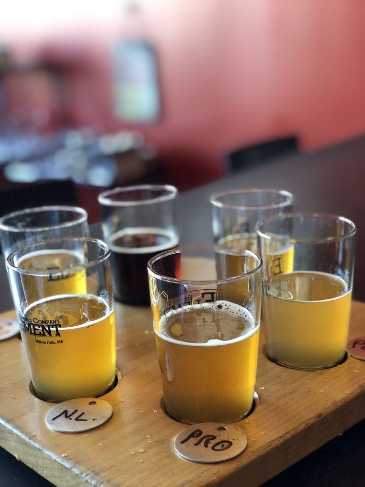Element Brewing & Distilling: 16 Bridge St, Millers Falls, MA