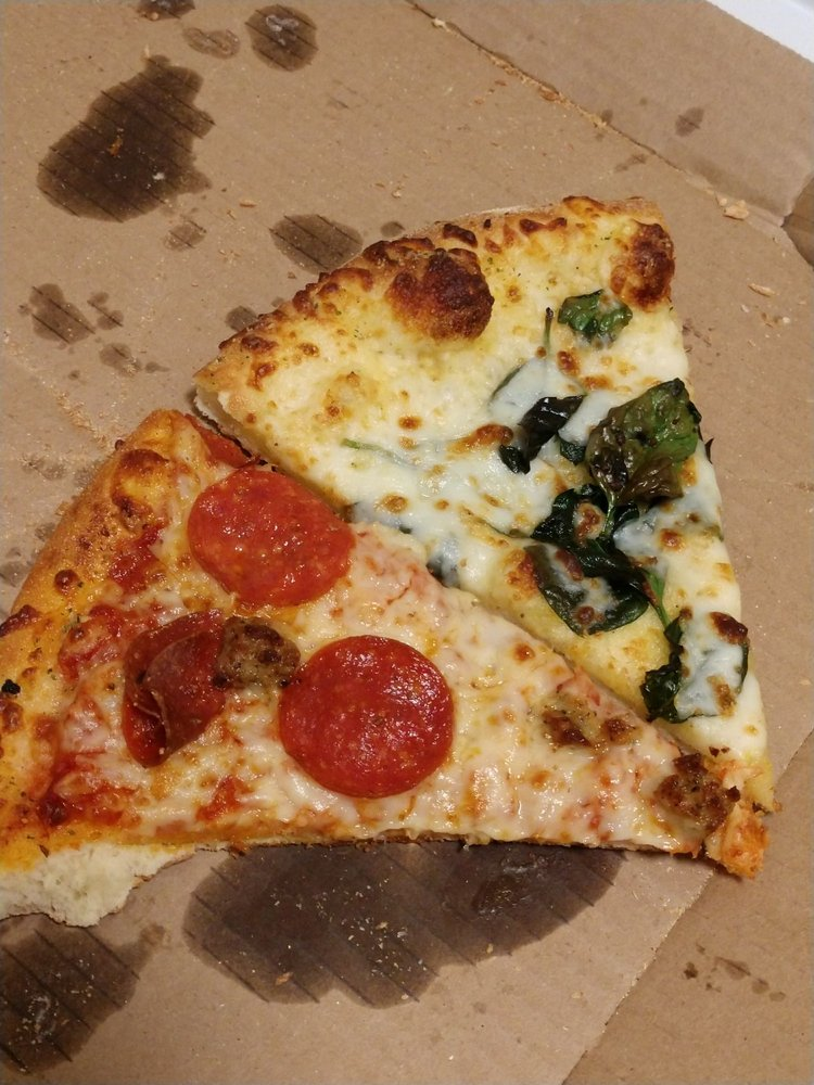 Domino's Pizza: 317 W 6th St, Moscow, ID