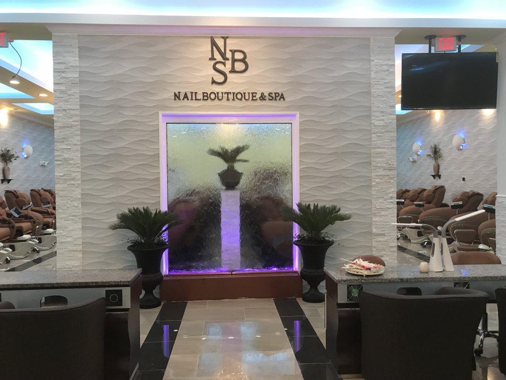 Nail Boutique & Spa: 2433 S Woodland Blvd, Deland, FL